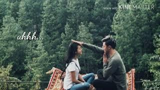 """Official Video Lirik Lagu """"INDAH PADA WAKTUNYA - RIZKY FEBIAN & AISYAH AZIZ"""""""
