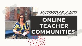 Why You Need To Join An Awesome Online Teacher Community