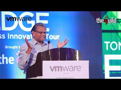 A Balakrishnan, shares how Geojit leveraged exponential technologies to drive innovation
