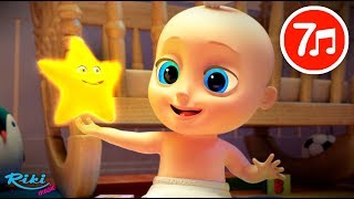 Twinkle Twinkle Little Star | Lullabies for Babies | Колыбельные для малышей