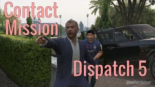 GTA 5 Online | New Contact Mission Dispatch 5