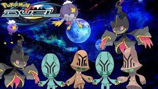 Elgyem  - (Pokémon) - *NEW* MOST BROKEN DECK!! | 6.2.5 Figure Showcase | Pokemon Duel