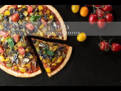 Low Carb Pizza Crust (1 Ingredient)   Vegan, Grain-Free, Nut-Free, Oil-Free