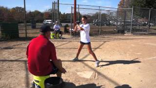 Soft Toss Batting Drills For Fastpitch Softball