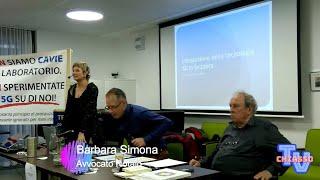 "'Conferenza ""Stop 5 G"" intervento di Barbara Simona del 18 gennaio 2020' episoode image"
