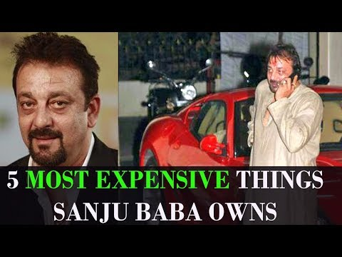 5 super expensive things sanjay dutt owns