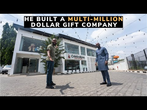 , title : 'How a Nigerian built a Multi-Million Dollar Gift Company in Nigeria