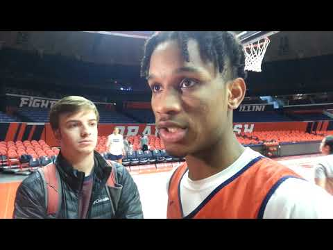 Trent Frazier - Michigan preview & long interview