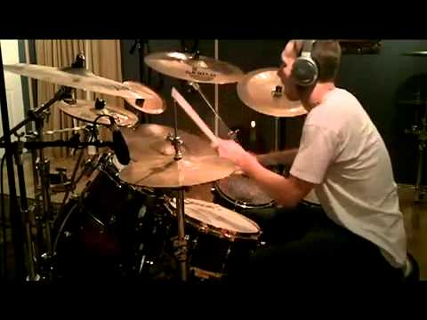 OBEY THE FIST - I AM THE DREAM (Studio Drums)