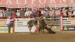 CLN 17-9: California Rodeo Salinas 2017 Highlights (Thursday)