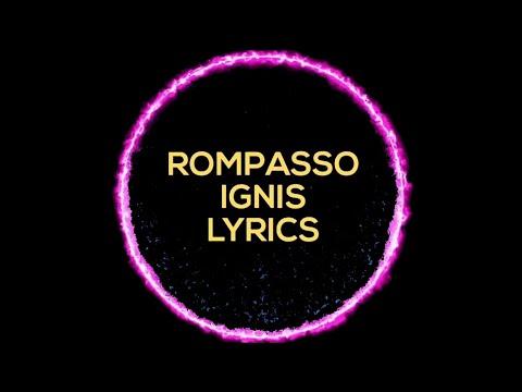 Rompasso - Ignis lyrics