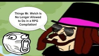 Gambar cover Things Mr. Welch is No Longer Allowed to do in a RPG #1-2450 Reading Compilation
