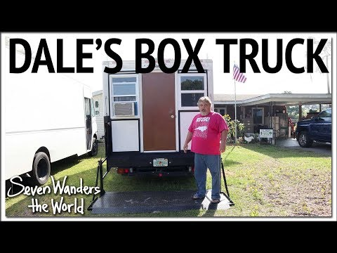 Box Truck vs Step Van Which is Better for RV Conversion