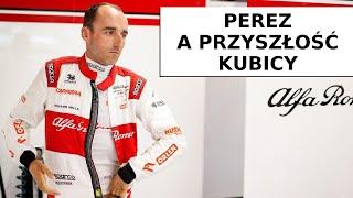 Alfa pytała o Pereza. Co z Kubicą? // Kimi mocno o formie zespołu || Ósmy bieg #82