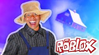 How To Survive A Tornado! | Roblox #10