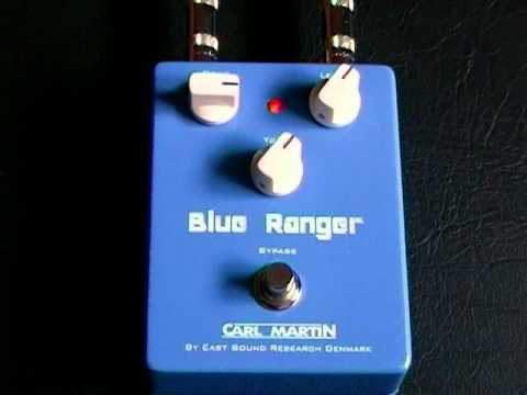 CARL MARTIN Blue Ranger Kytarový efekt