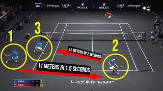 When Rafael Nadal Exceeds Human Abilities l BEAST Mode ON!