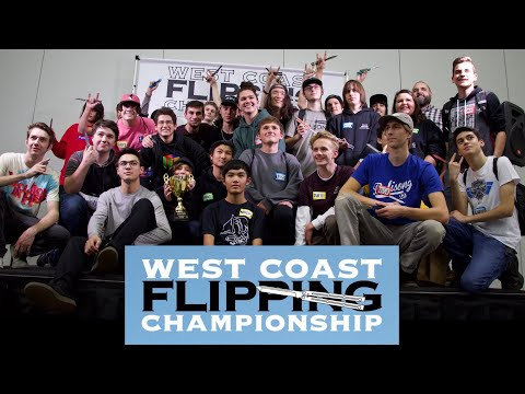 BALISONG FLIPPING CHAMPIONSHIP | BLADE SHOW WEST (2019)