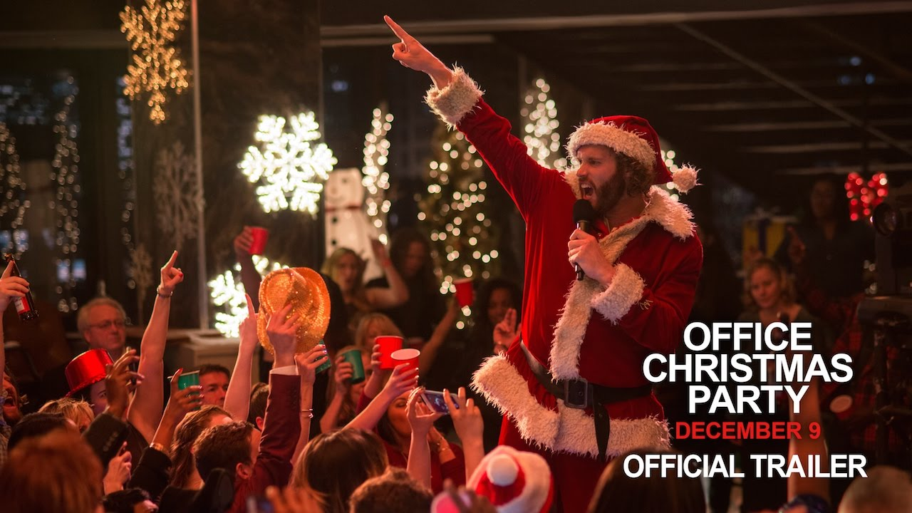 >Office Christmas Party Trailer #2 (2016) - Paramount Pictures
