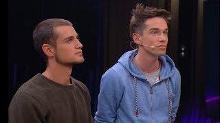 """Łukasz nie wierzy, że związek Oleha i Madzi ma szansę: """"To dwa różne światy"""" [Big Brother]"""