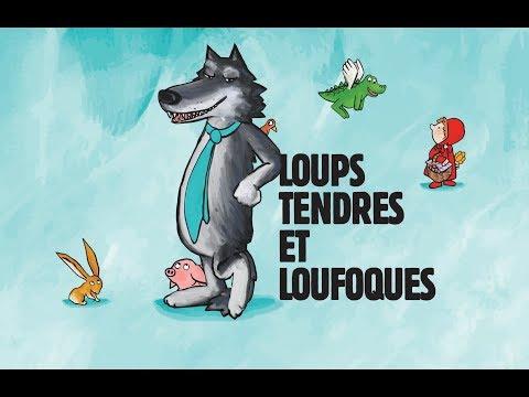 Loups tendres et loufoques | Bande-annonce