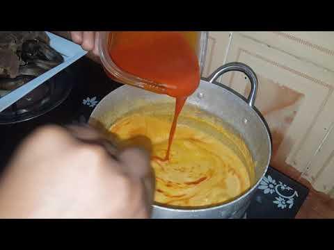 How to make Egusi Ijebu