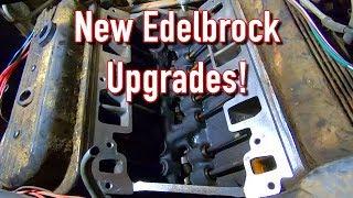 Copart $400 1985 GMC Sierra Edelbrock Upgrades!