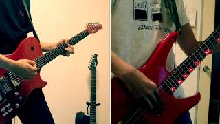 【Guitar & Base Cover】Pressure   Muse