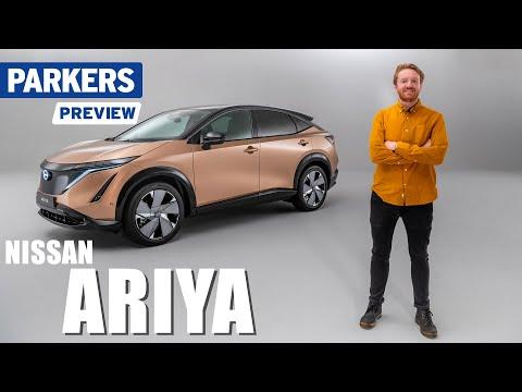 Nissan Ariya SUV Review Video