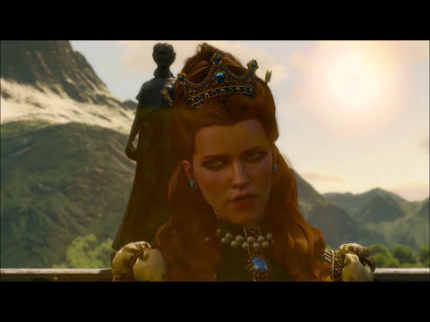 Анна Генриетта | Ведьмак Лор/Lore