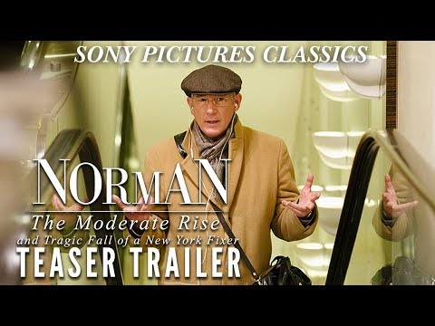 Norman: The Moderate Rise and Tragic Fall of a New York Fixer (Trailer)