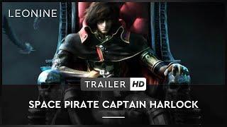 Space Pirate Captain Harlock Film Trailer