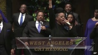 West Angeles COGIC HD Dr. Judith McAllister Worship 2017!