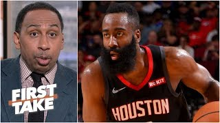 James Harden can sit out now and I'm still giving him the MVP – Stephen A.   First Take