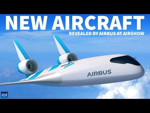 Airbusova letjelica budućnosti