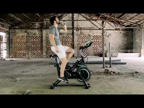 Bicicleta de Spinning Profesional  Extrem 25, Cecotec
