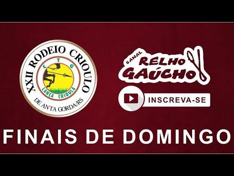 XXII Rodeio Crioulo CTG Lança Crioula - Anta Gorda, RS