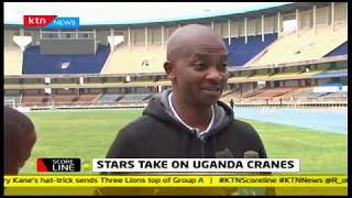 Harambee Star Head coach expects a win from his boys as they face Uganda Cranes today | Scoreline