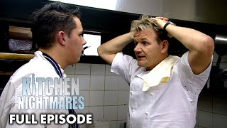 Gordon Revisits The Chef Who Gave Him A Rancid Scallop | Kitchen Nightmares