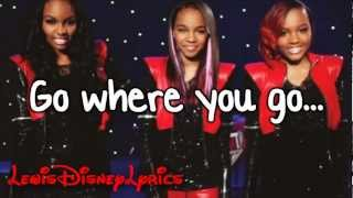 McClain Sisters - Go - Lyrics On Screen