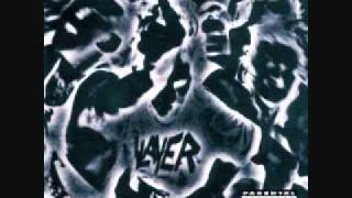 Slayer - Abolish Government, Superficial Love