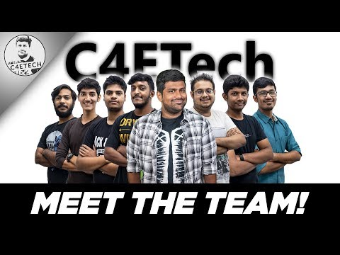 Channel Update #10 - Meet Team C4ETech!