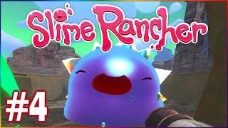 A CRYSTAL GORDO?! - Finding Ash Isle! | Slime Rancher Ep. 4