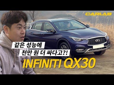 CARLAB 인피니티 QX30
