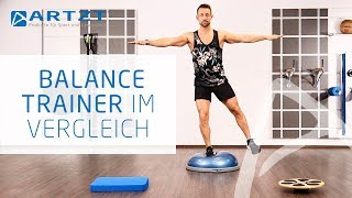 BOSU und Co. - Welcher Balance Trainer ist der richtige? | ARTZT