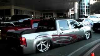 "DUBSandTIRES.com 26"" Intro Staggered Wheels Bagged Sierra Hallandale Miami Ft Lauderdale"