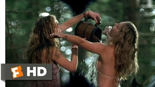 Without a Paddle (5/9) Movie CLIP - Flower and Butterfly (2004) HD