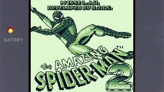 The Amazing Spider Man 2   Gameboy Longplay