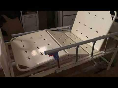 ABS Panel Semi Fowler Bed