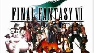 Final fantasy 7 one winged angel